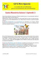 Ajaccio santa masseria saison 1 ep2