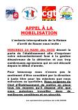 Appel a la mobilisation