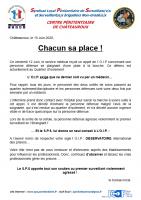 Chateauroux chacun sa place