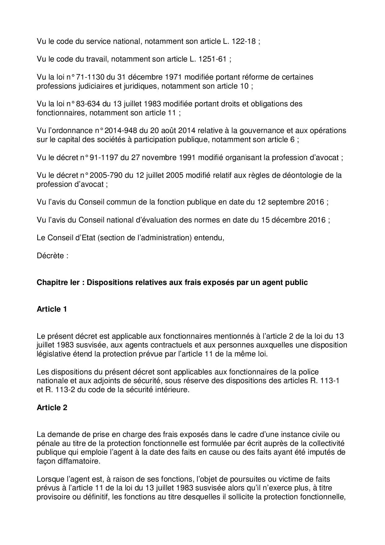 Decret n 2017 97 du 26 janvier 2017 version initiale page 002