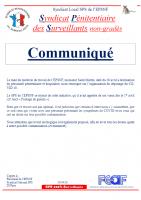 Epsnf communique 2