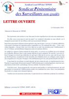 Epsnf lettre ouverte janvier 2021