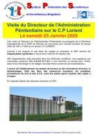 Lorient visite du dap