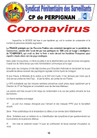 Perpignan coronavirus