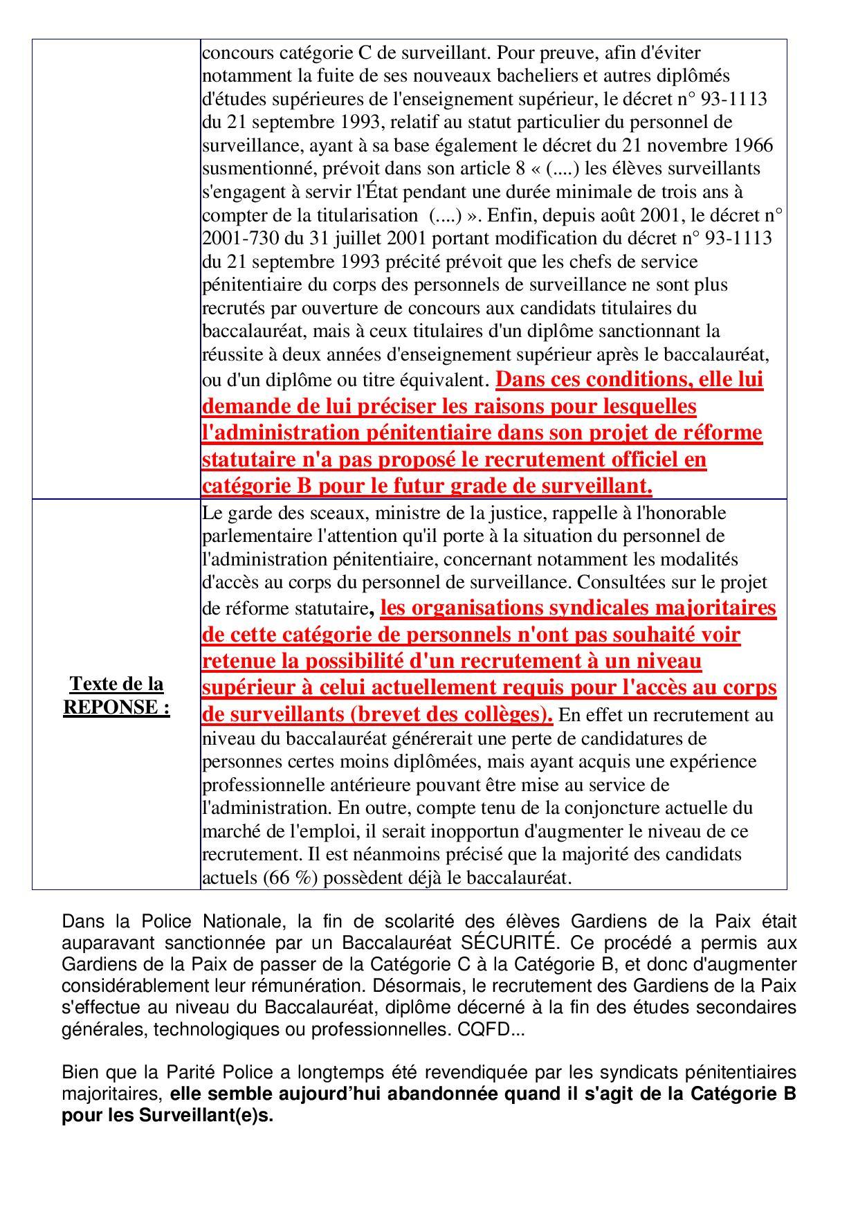 Re forme statutaire des surveillants en cat b 1 page 002