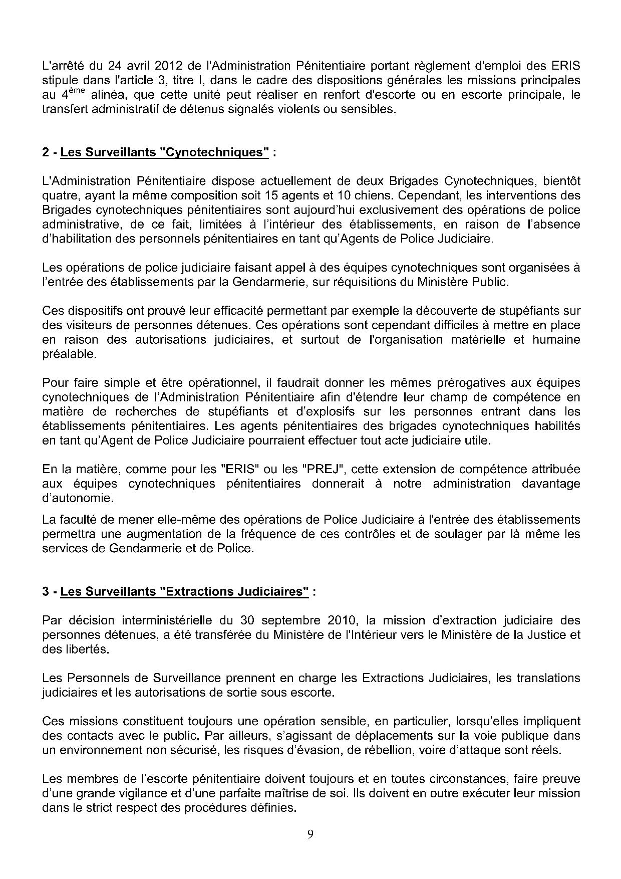 Revendications statutaires09