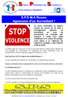 Rouen agression